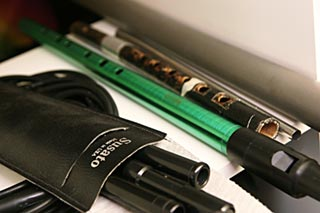 Tin whistle collection